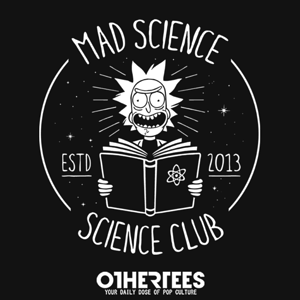 OtherTees: Mad Science Club
