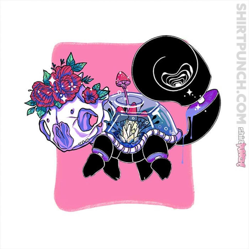 ShirtPunch: Creepy Turtle
