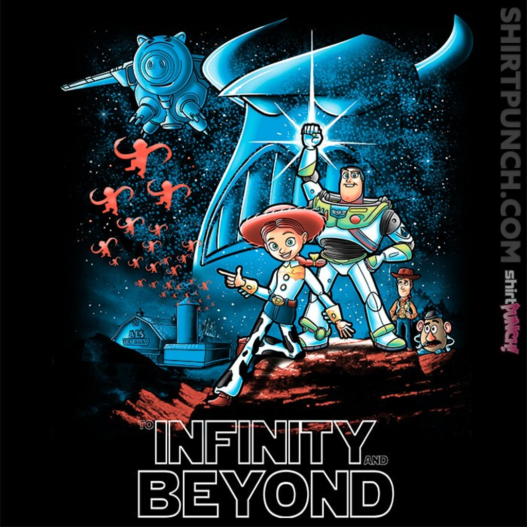 ShirtPunch: To Infinity And Beyond