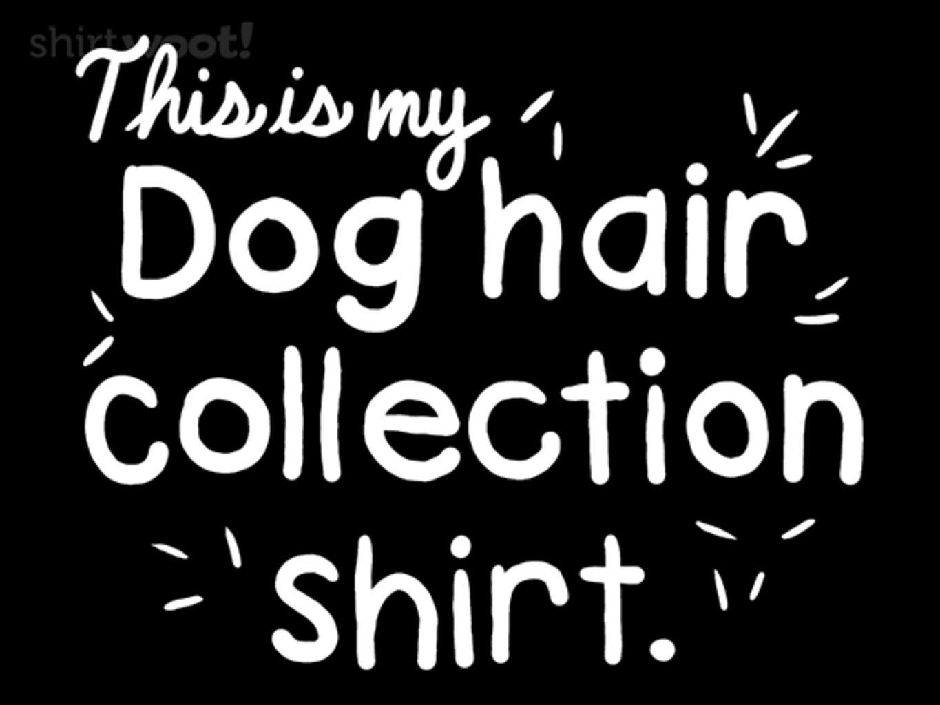 Woot!: Dog Hair Collector