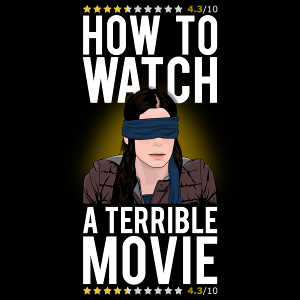 NeatoShop: How to watch a terrible movie