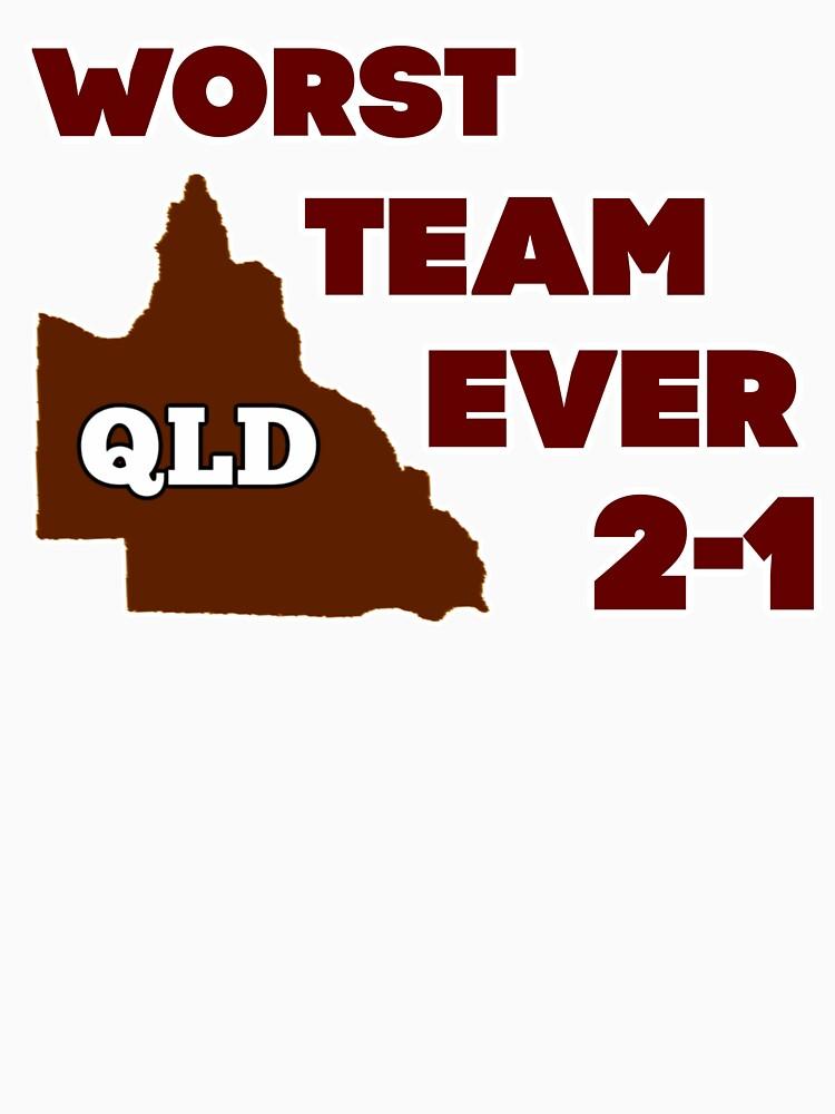 RedBubble: Queensland Maroons 2020!