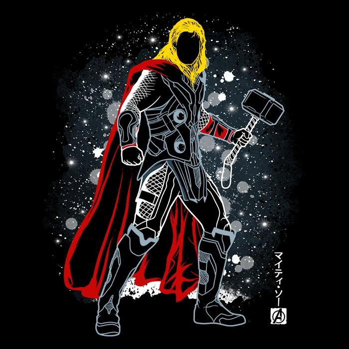 Once Upon a Tee: The Asgardian