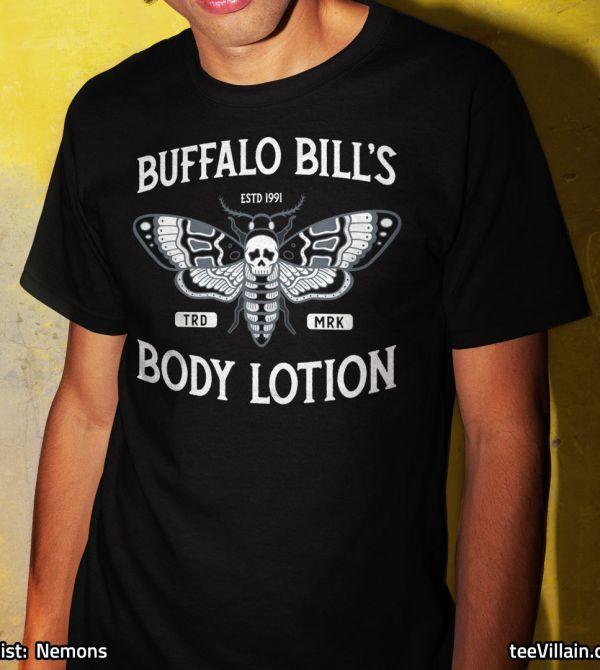 teeVillain: Buffalo Lotion