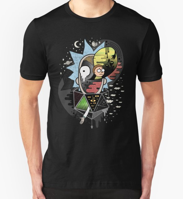 RedBubble: Rick Polarity
