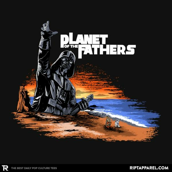 Ript: Planet of the Fathers