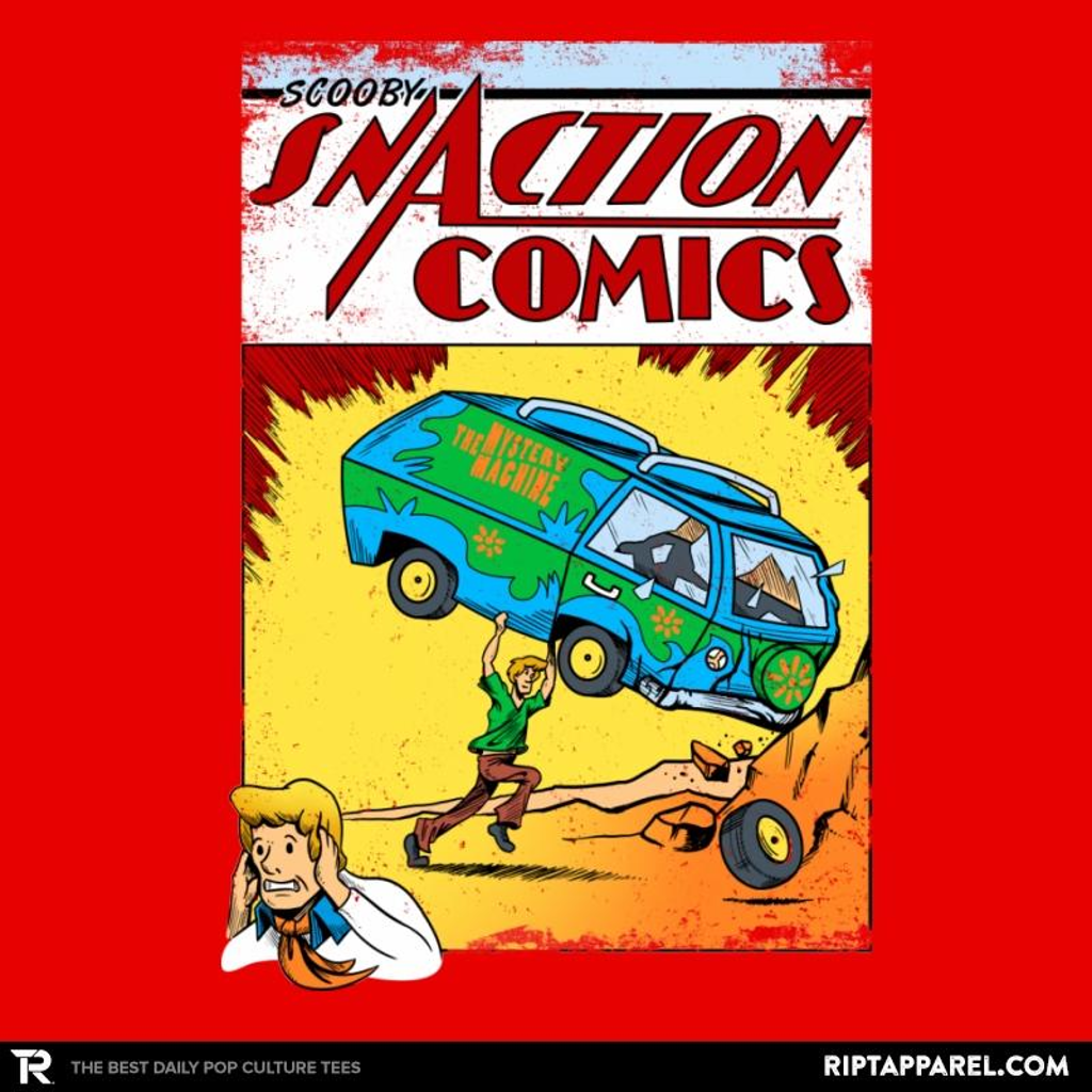 Ript: Snaction Comics
