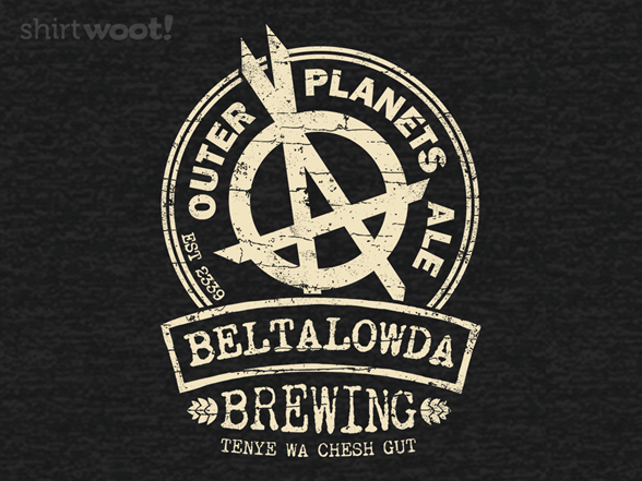 Woot!: Outer Planets Ale