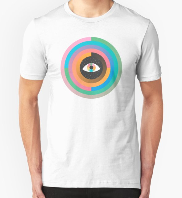 RedBubble: Path to Infinity