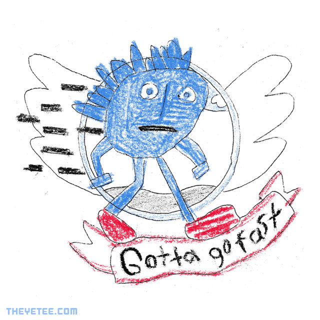 The Yetee: SANIC