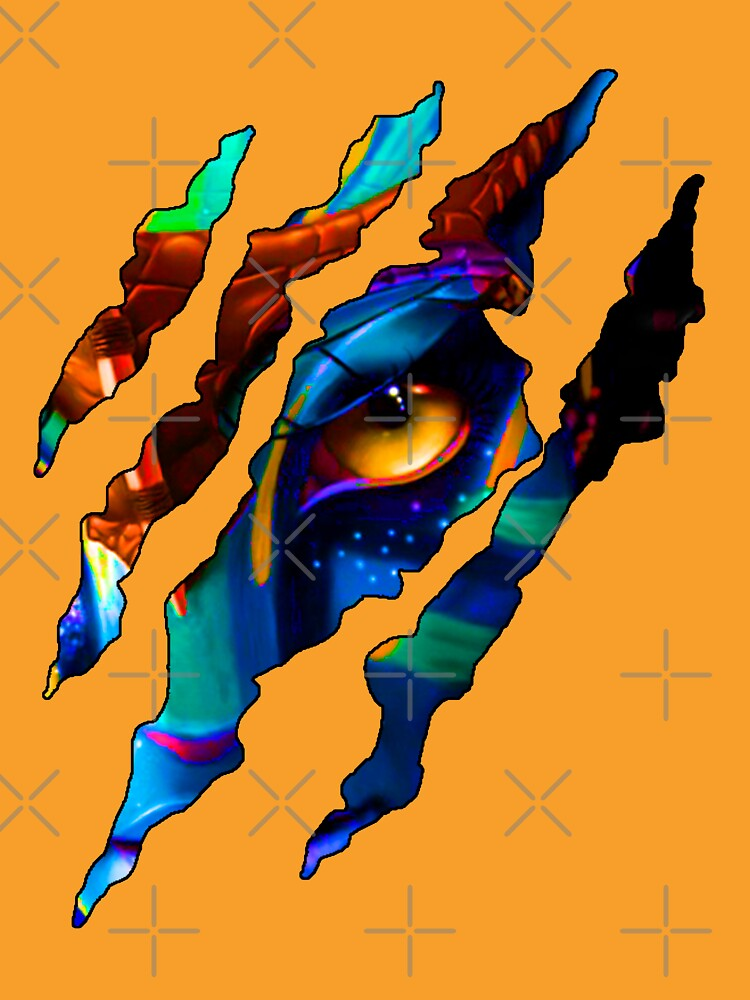 RedBubble: World of Pandora - Avatar - Neytiri and Claw Scratches