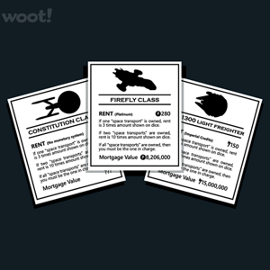 Woot!: Sci-Fi Monopoly