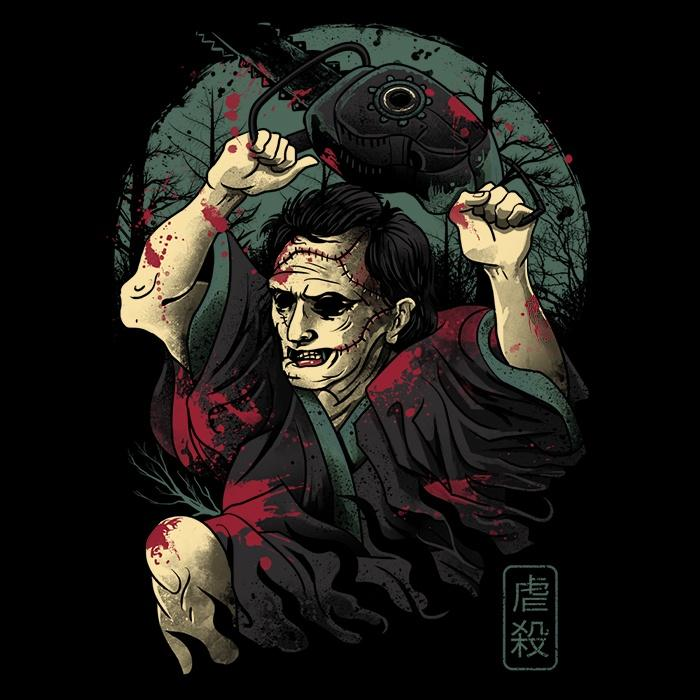 Once Upon a Tee: The Samurai Massacre
