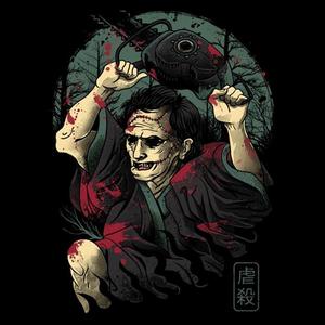 Once Upon a Tee: The Samurai Massacre