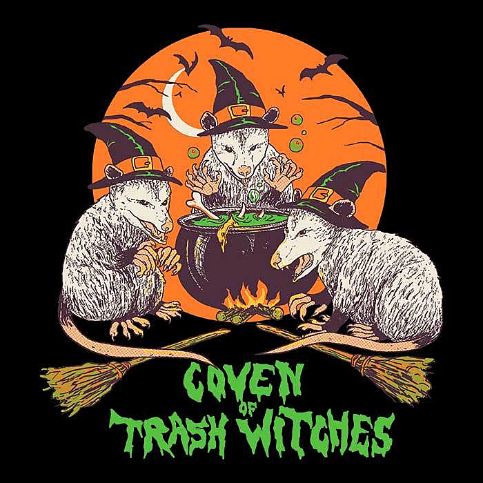 Once Upon a Tee: Coven of Trash Witches