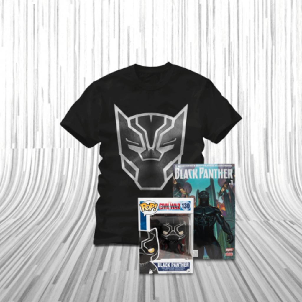 ShirtPunch: The King of Wakanda Bundle