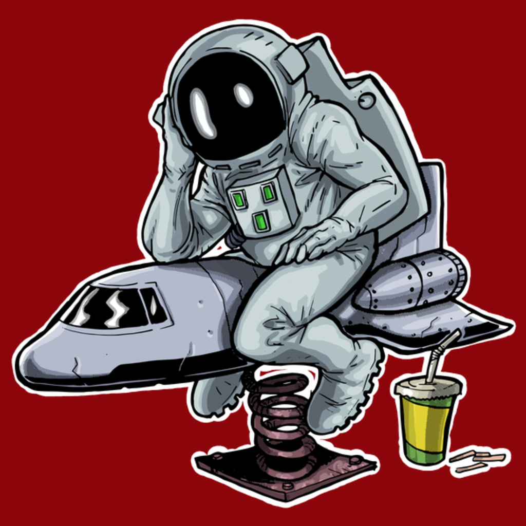 NeatoShop: Astronaut - Playground Chilling