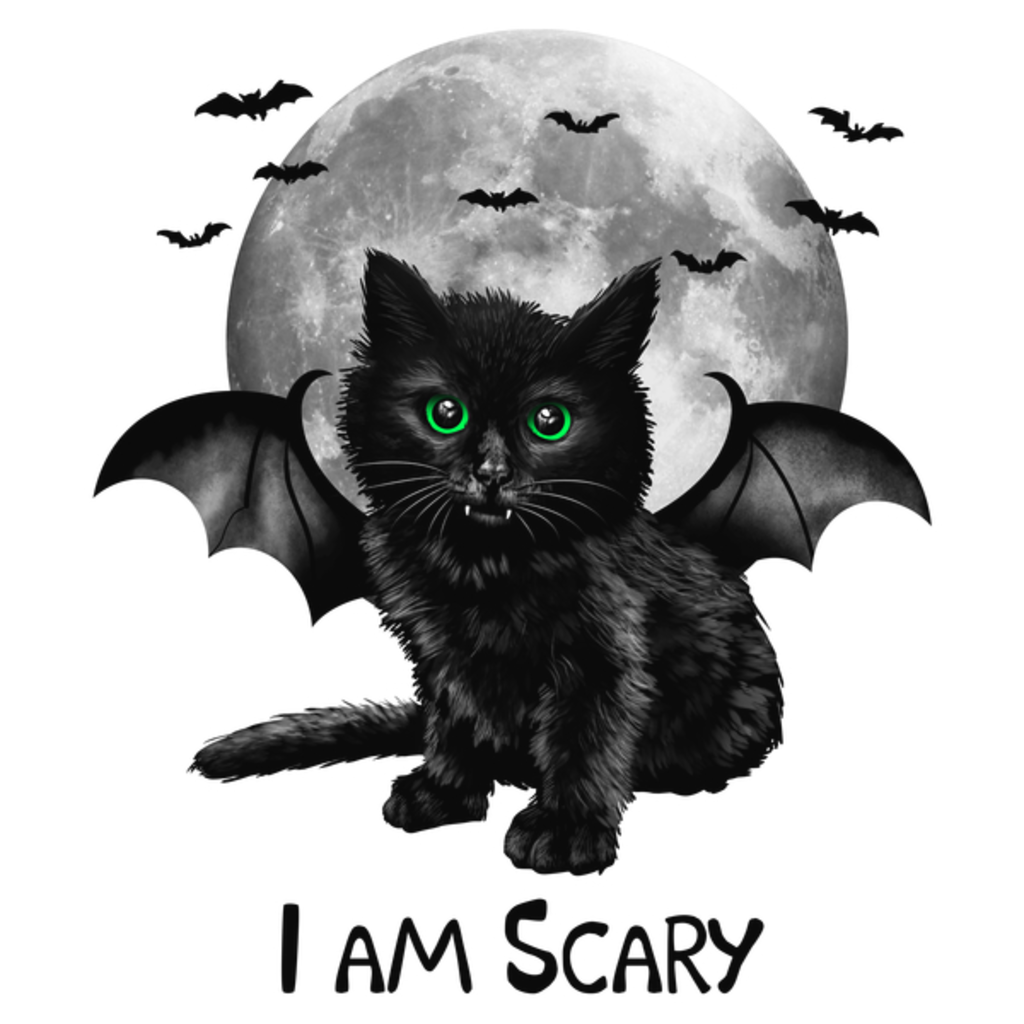 NeatoShop: Scary Cat