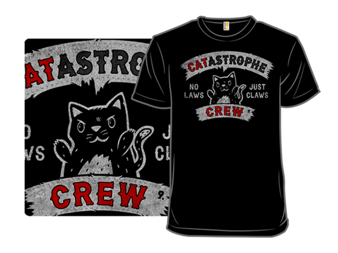 Woot!: CATastrophy Crew - $15.00 + Free shipping