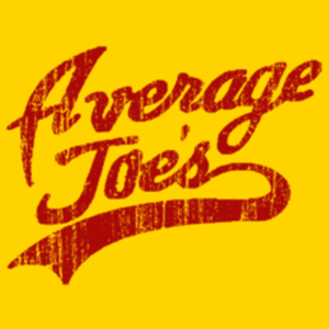 Textual Tees: Average Joes Dodgeball T-Shirt