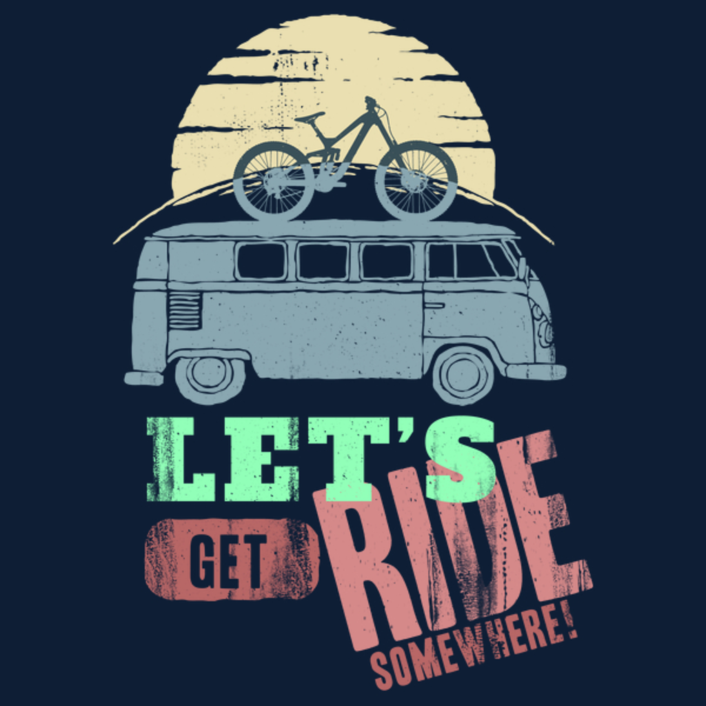 NeatoShop: Lets Ride