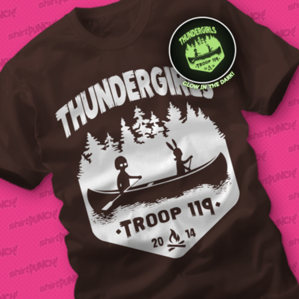 ShirtPunch: Thundergirls