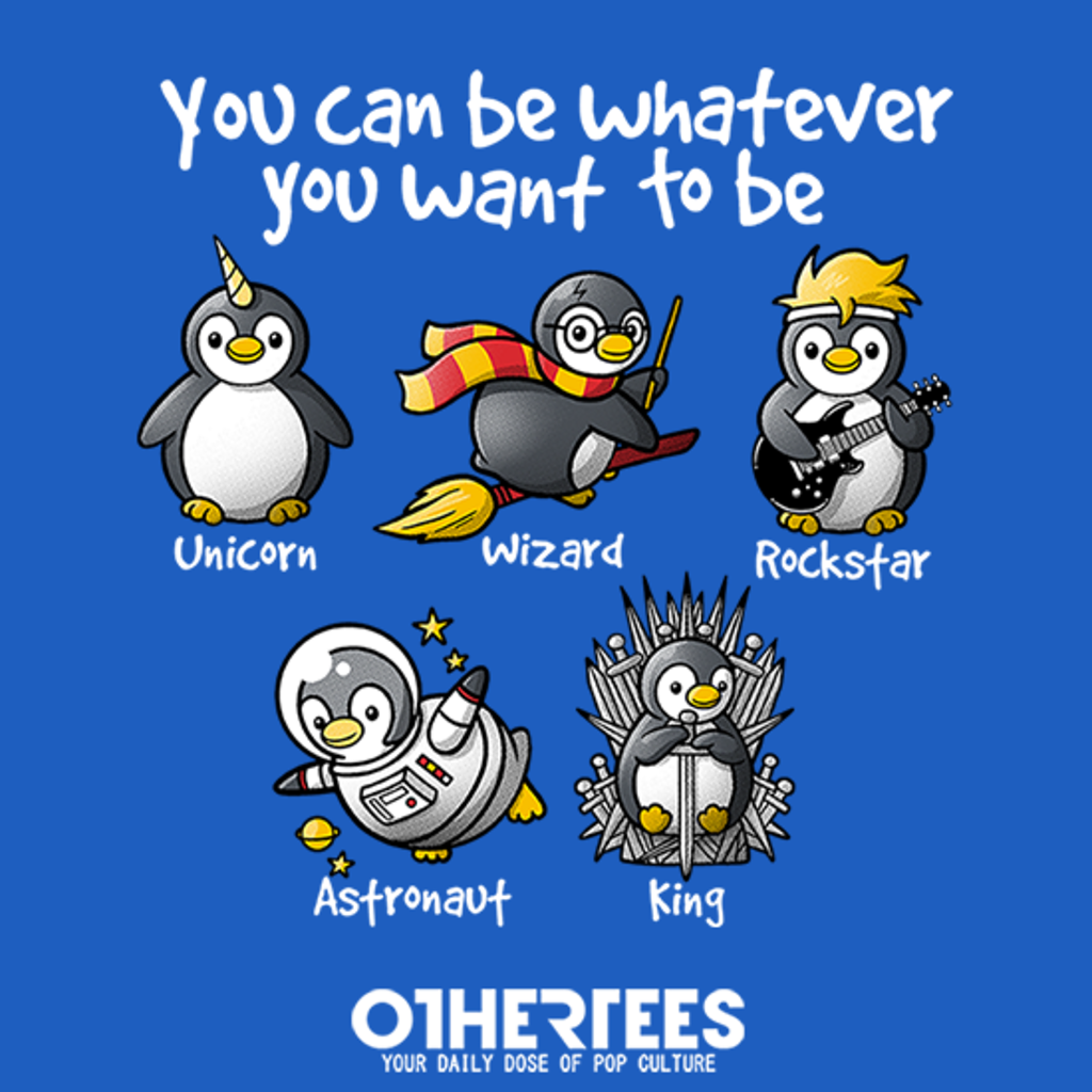 OtherTees: Be a penguin