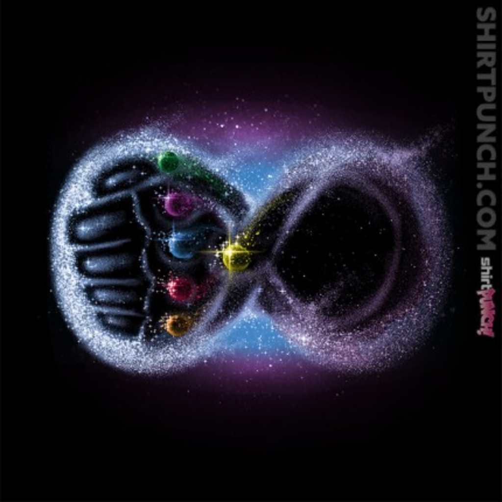 ShirtPunch: Infinity Galaxy