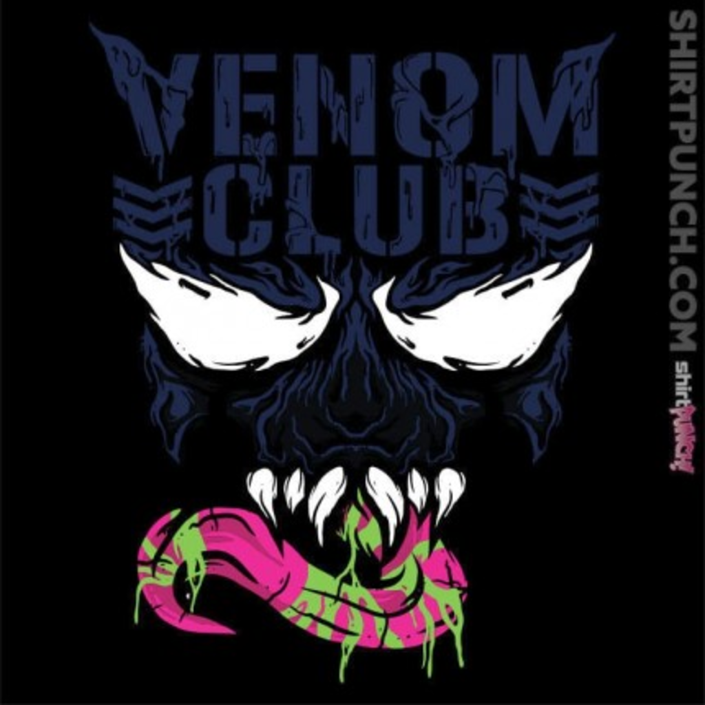 ShirtPunch: Venom Club