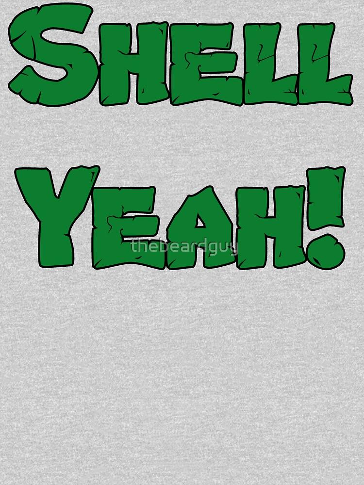 RedBubble: Shell Yeah!
