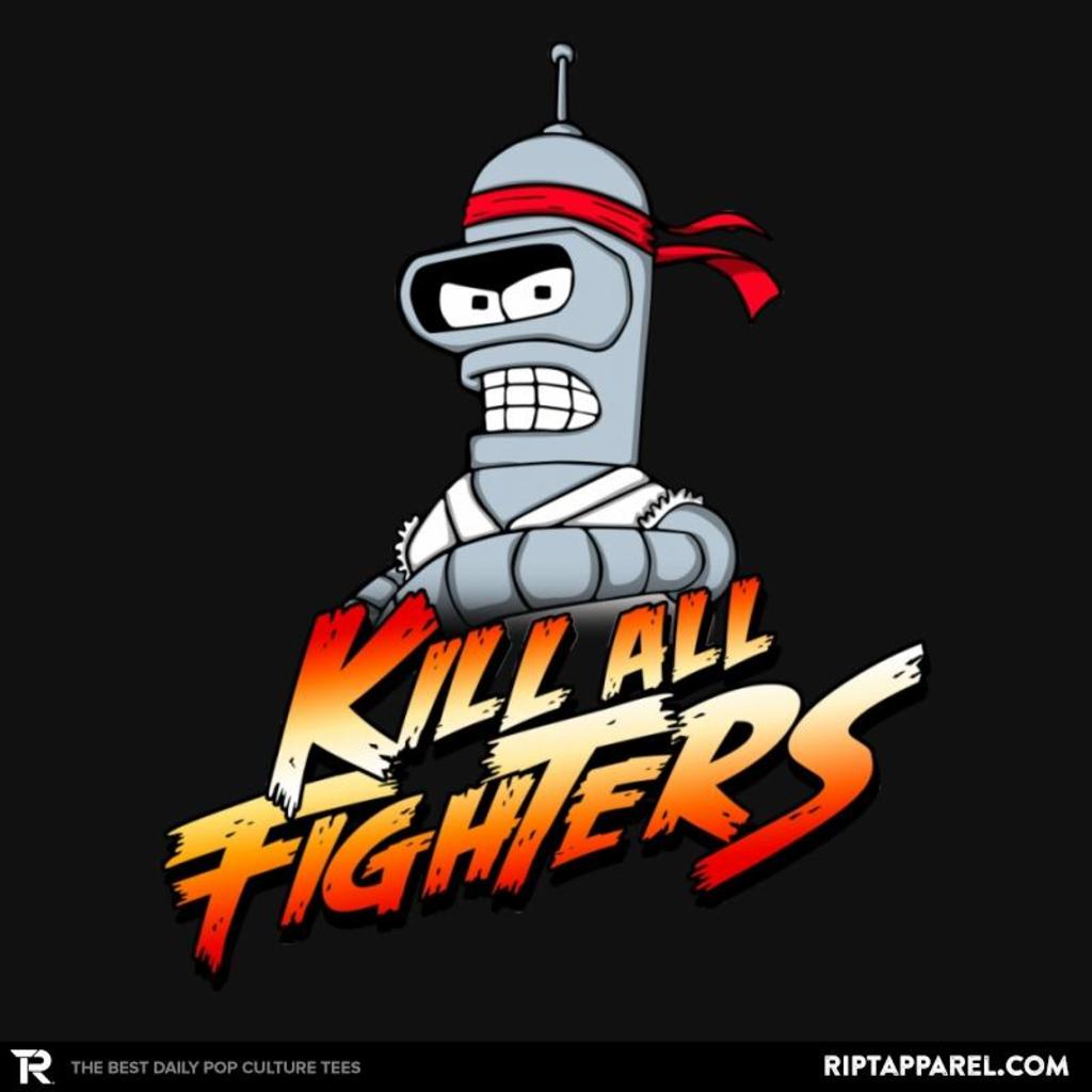 Ript: Kill all fighters