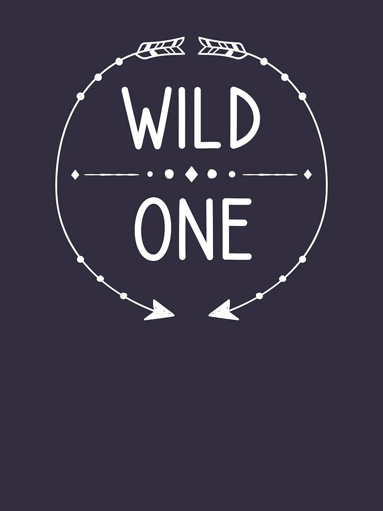 RedBubble: Wild One Shirt, Unisex T-Shirt, Wild One Birthday Shirt, Matching Family Birthday Shirt, Funny One Birthday Gift Shirt, Hiking T-Shirt