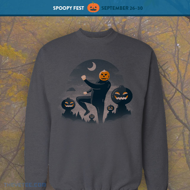 The Yetee: Pumpkin Hill