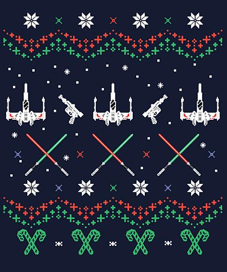 Qwertee: Rogue Christmas
