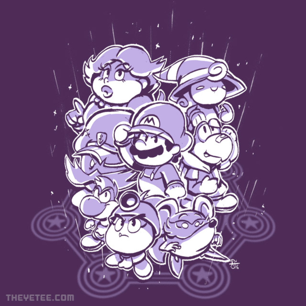 The Yetee: A Thousand Year Tale