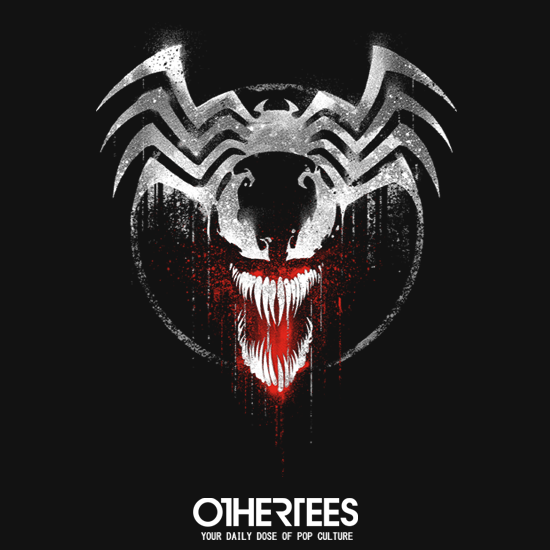 OtherTees: Venom Graffiti