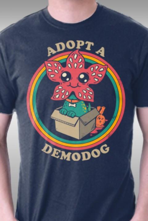 TeeFury: Adopt a Demodog