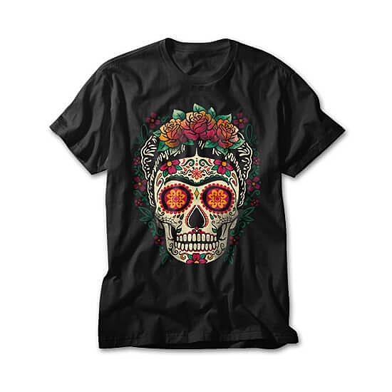 OtherTees: Frida calavera