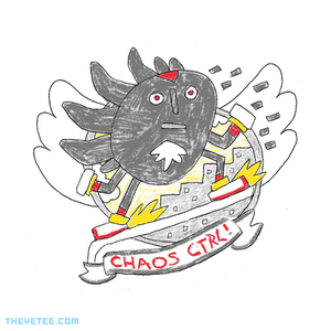 The Yetee: CHAOS CTRL!