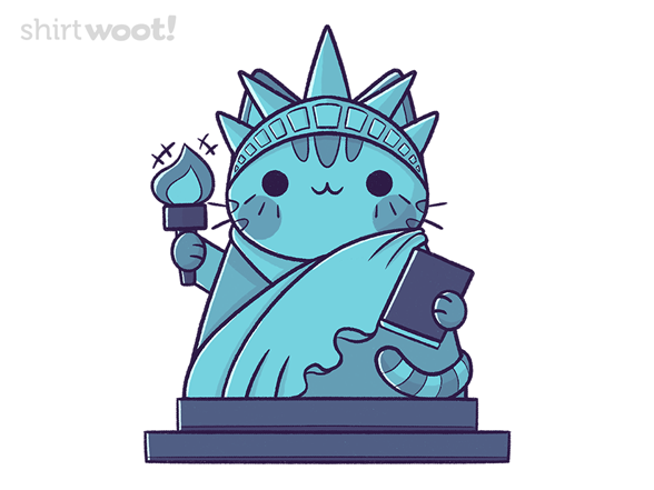 Woot!: A-meow-rican Lady