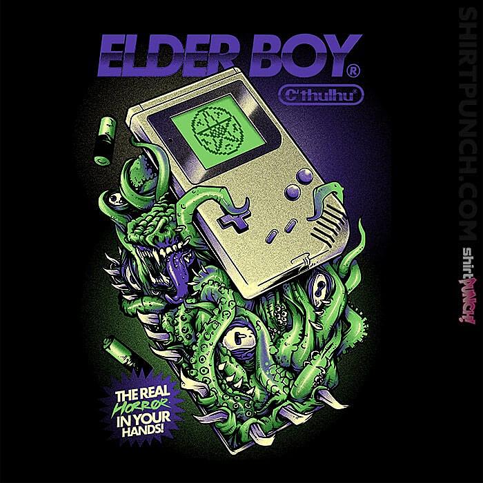 ShirtPunch: Elder Boy