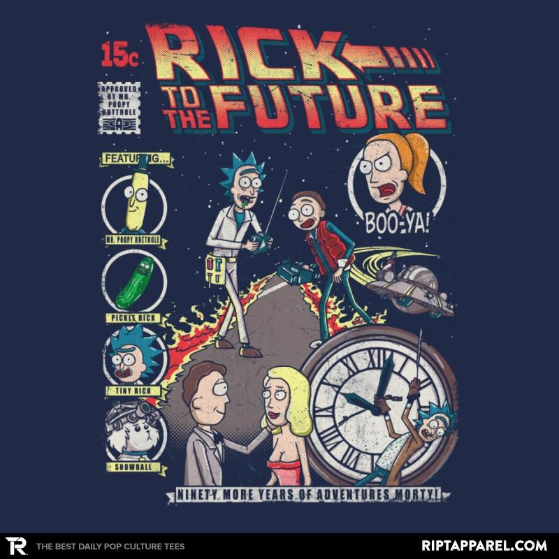 Ript: Rick to the Future