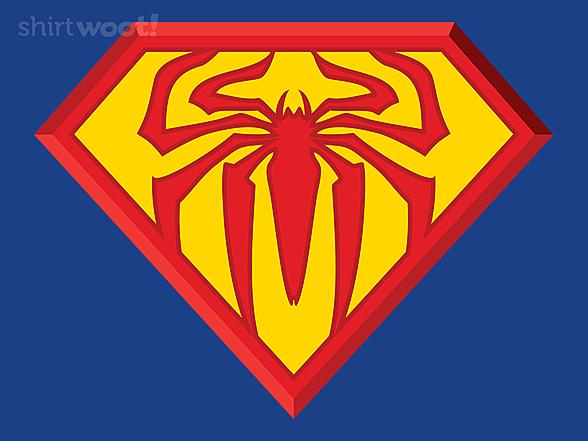 Woot!: Super Spider Shield