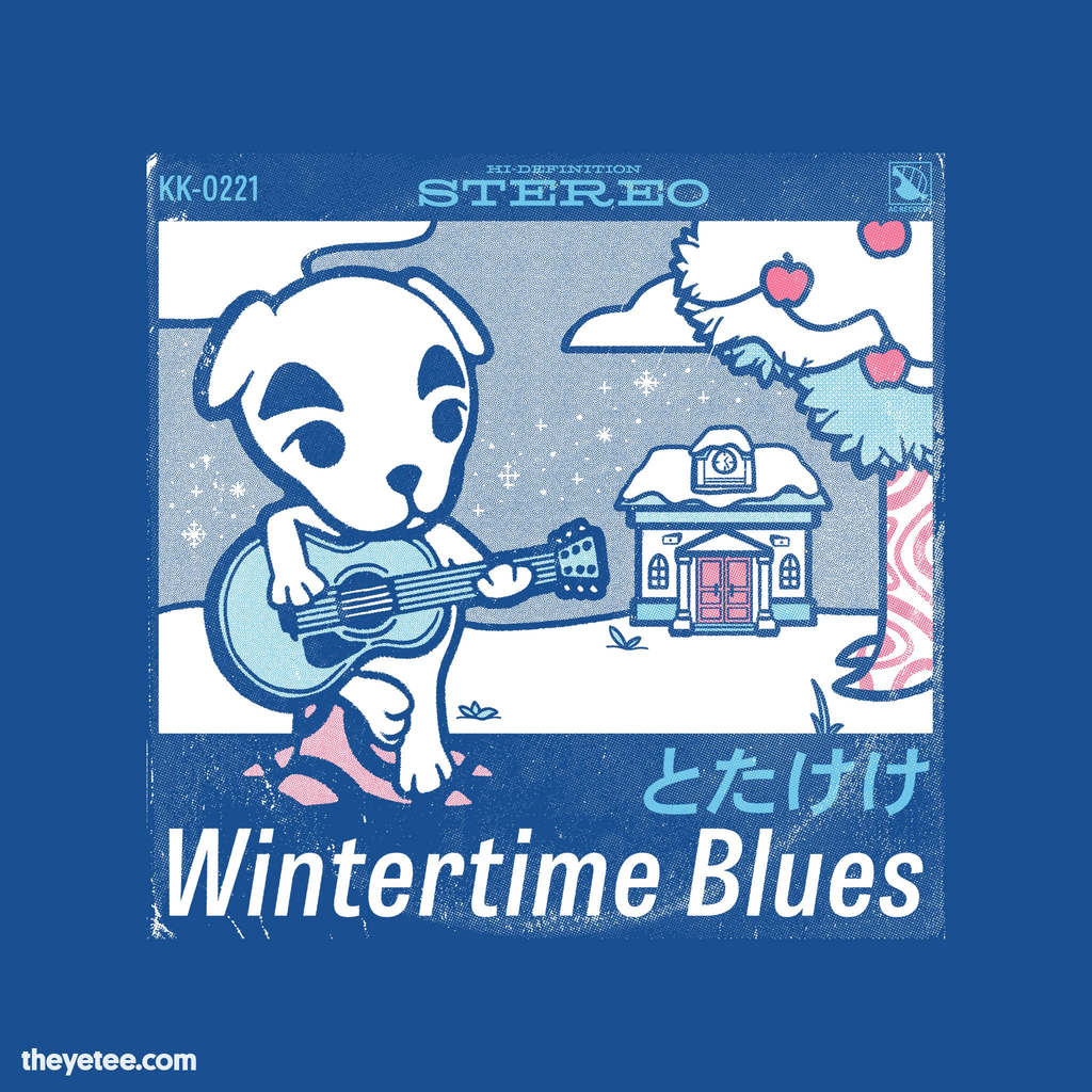 The Yetee: Wintertime Blues