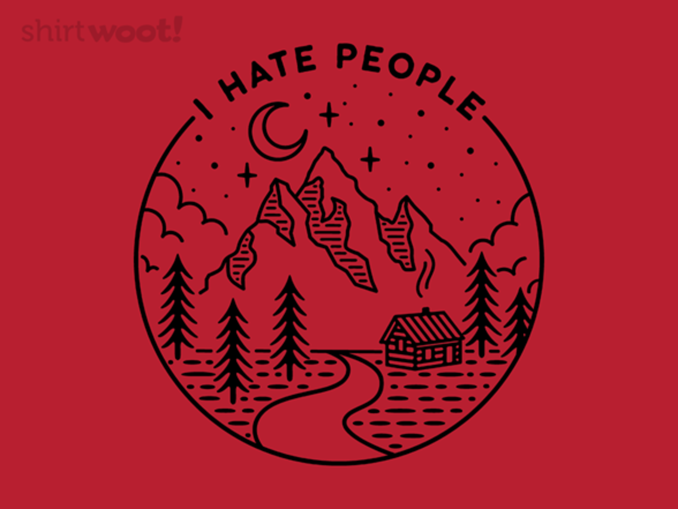 Woot!: I Hate People