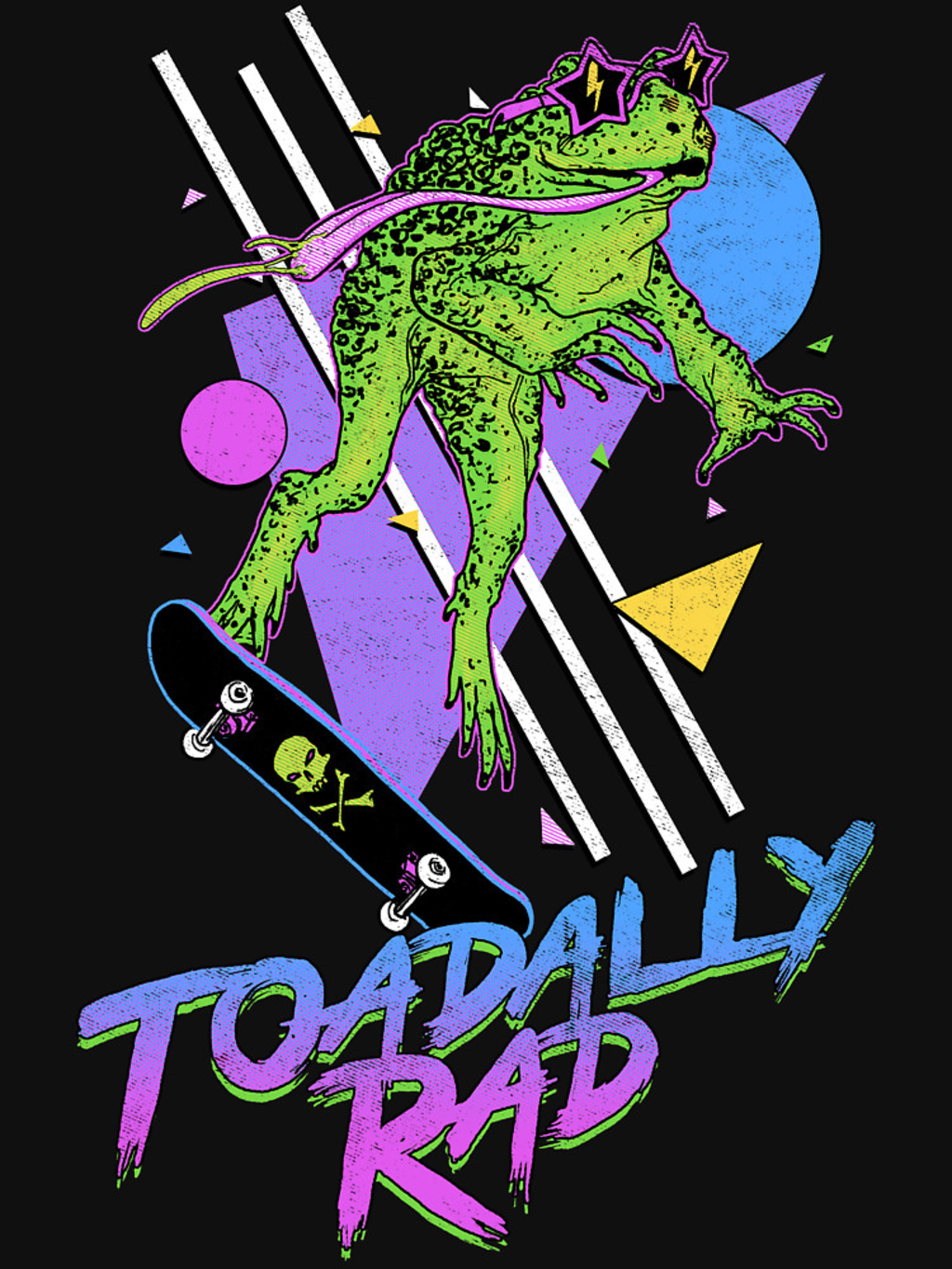 RedBubble: Toadally Rad