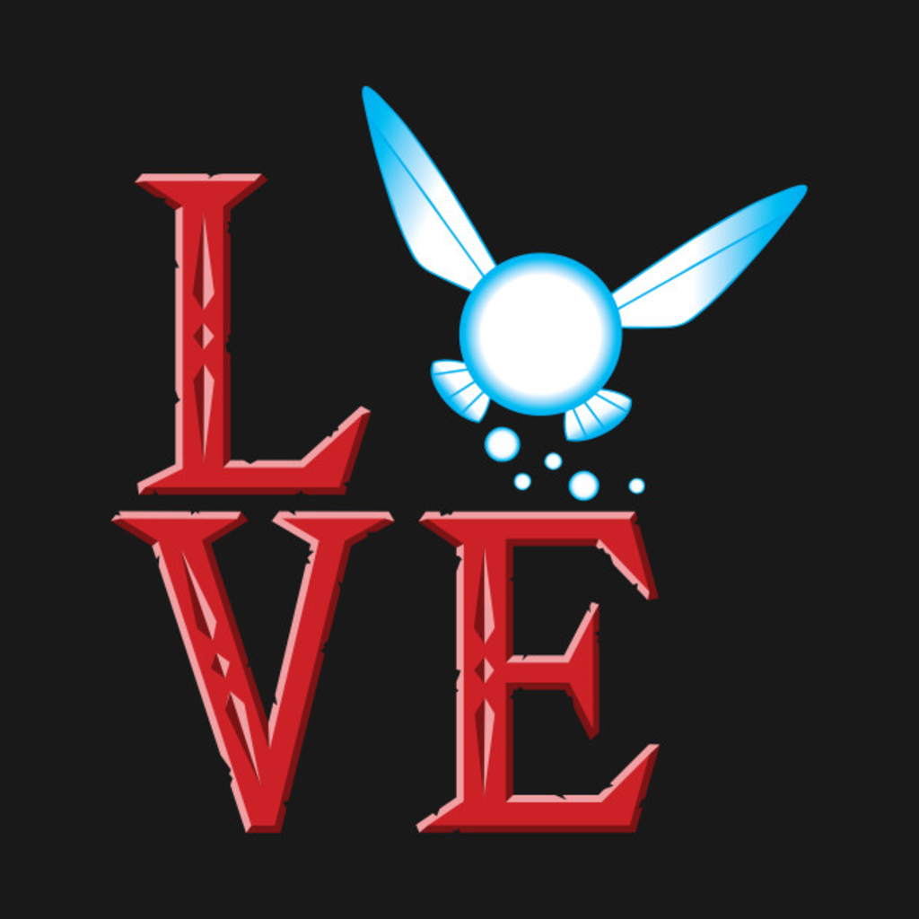 TeePublic: Love Navi