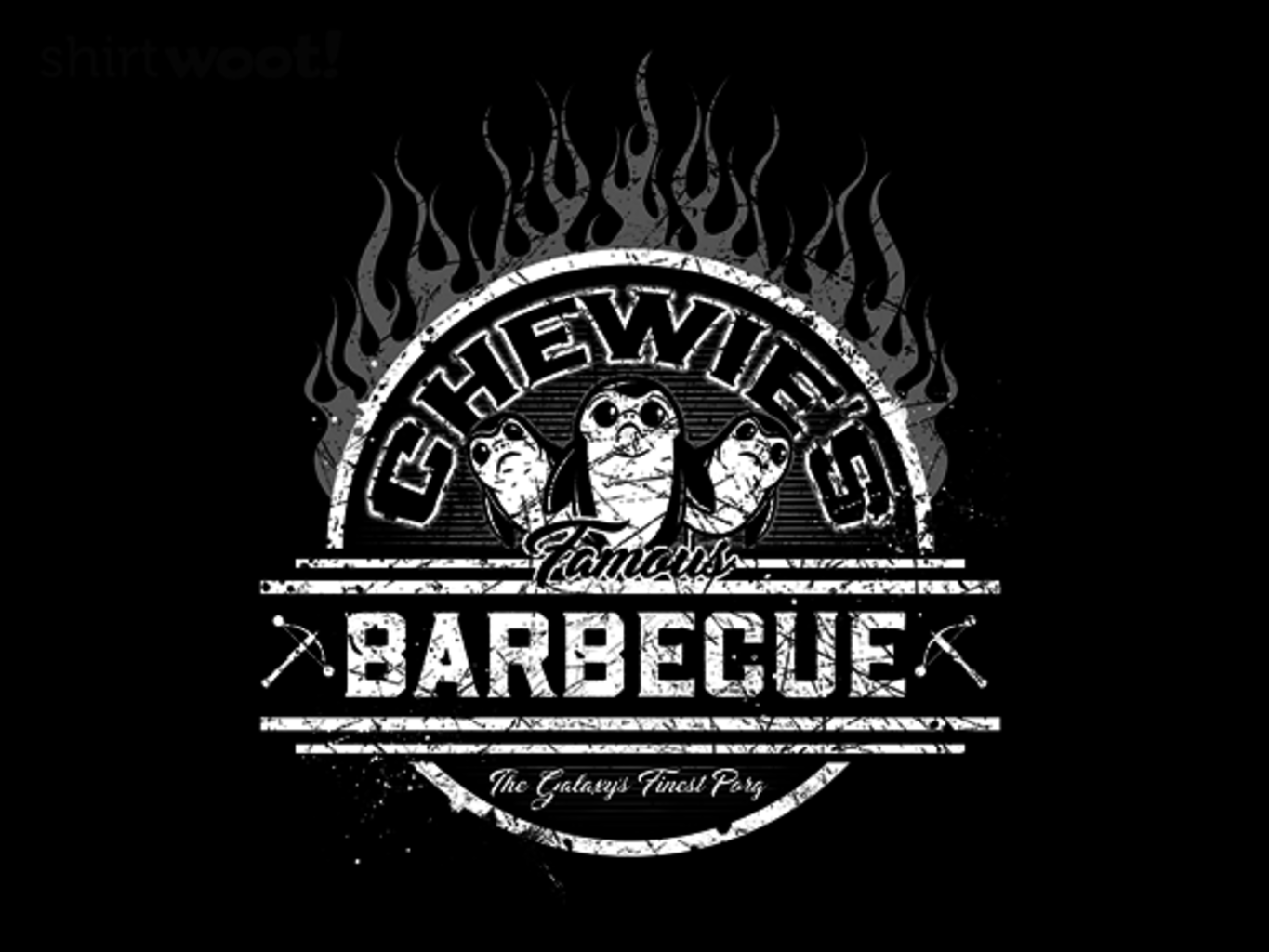Woot!: Chewie's Famous BBQ