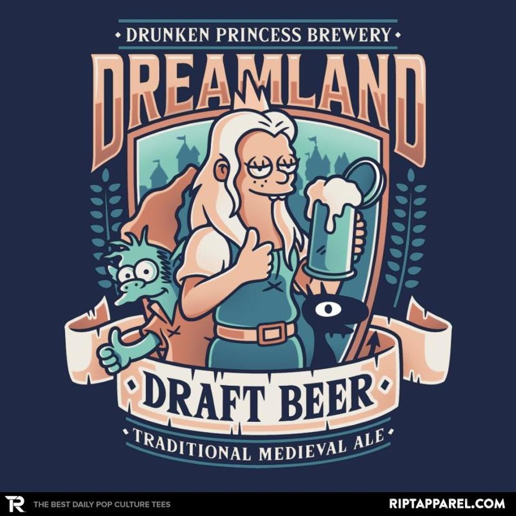 Ript: Dreamland Draft