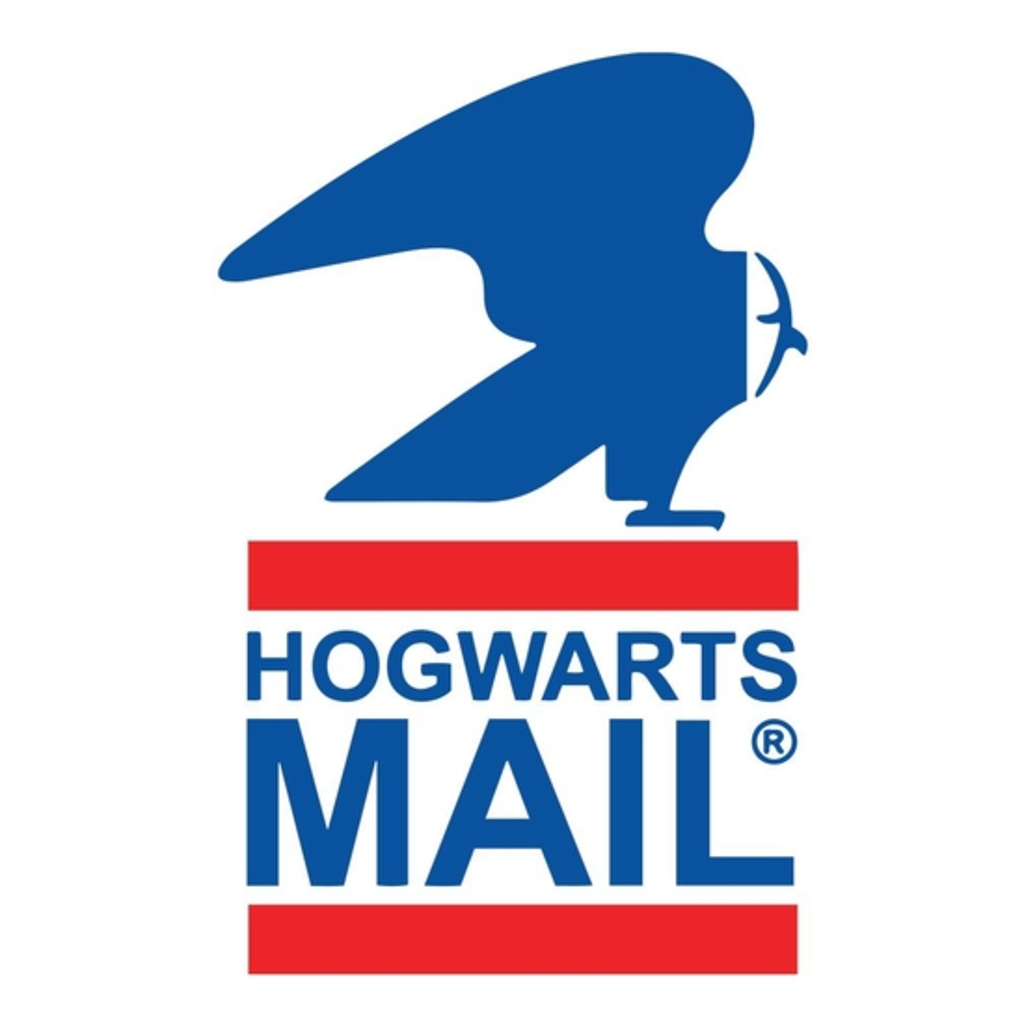 BustedTees: Hogwarts Mail